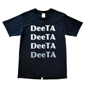 グラデーションT-shirts<br>ブラック